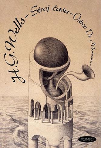 Stroj času / Ostrov Dr. Moreaua - H. G. Wells