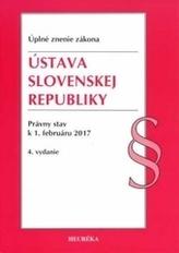 Ústava SR. Úzz, 4. vydanie