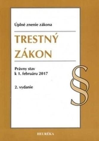 Trestný zákon. Úzz, 2. vydanie - Kolektív autorov