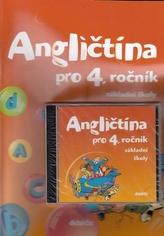 Angličtina pro 4. ročník základní školy Učebnice + CD
