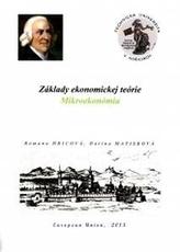 Základy ekonomickej teórie - Mikroekonómia