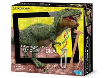 Dinosauří DNA - T-REX - neuveden