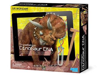 Dinosauří DNA - Triceratops - neuveden
