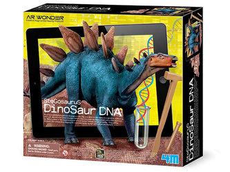 Dinosauří DNA - Stegosaurus - neuveden