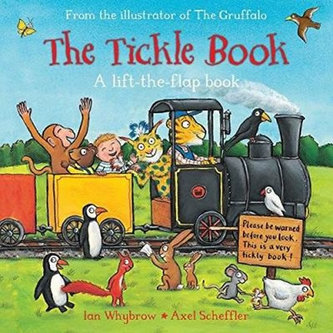 The Tickle Book - Whybrow Ian