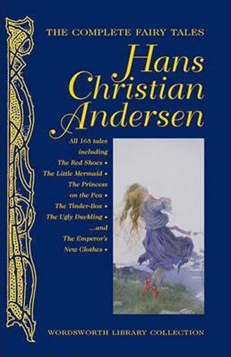 Complete Fairy Tales Of Hans Christian Andersen - Andersen Hans Christian