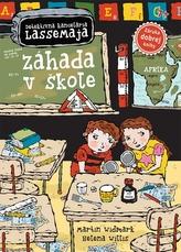 Záhada v škole - Detektívna kancelária LasseMaja