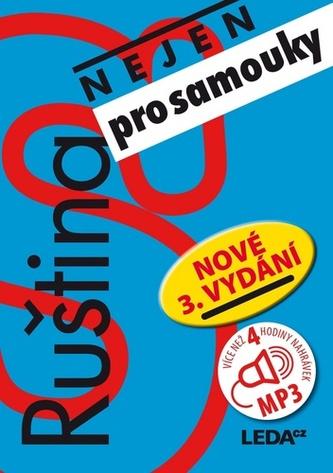 Ruština nejen pro samouky +1CD-MP3 - Anastasia Vasiljeva; I. Camutaliová; Věra Nekolová