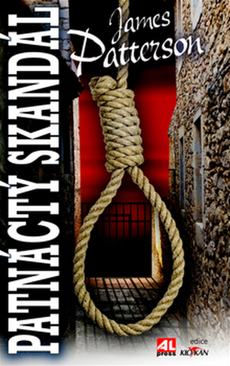 Patnáctý skandál - James Patterson