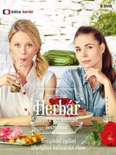 Herbář - 8 DVD