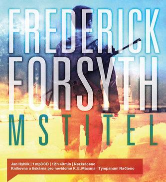 Mstitel - CDmp3 (Čte Jan Hyhlík) - Frederick Forsyth
