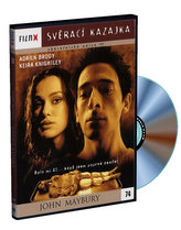 Svěrací kazajka DVD