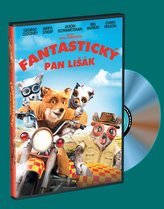 Fantastický pan Lišák DVD