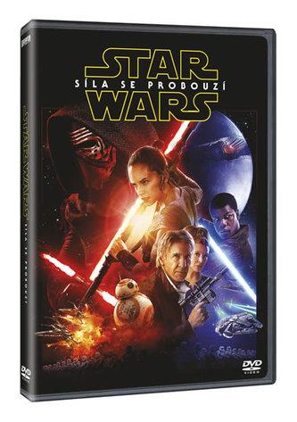 Star Wars: Síla se probouzí DVD - autor neuvedený