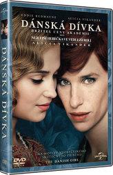 Dánská dívka DVD