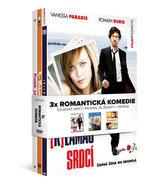 3x Romantická komedie 3DVD ( (K)lamač srdcí + Promiň, jsi ženatý + Záměna )