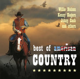 Best Of American country CD