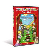 Moje první písničky - karaoke, české lidové DVD