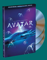 Avatar 1.-3. 3DVD