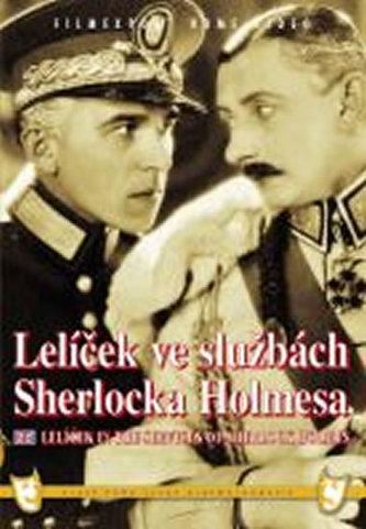 Lelíček ve službách Sherlocka Holmesa - DVD box - Jörg Meidenbauer