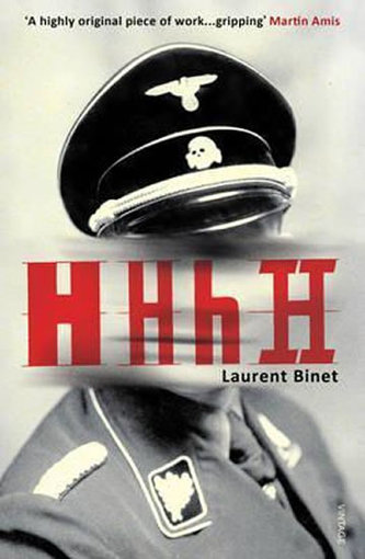 Hhhh (anglicky) - Laurent Binet