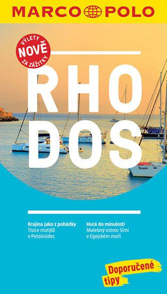 Rhodos / MP průvodce nová edice - autor neuvedený