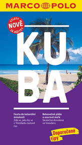 Kuba / MP průvodce nová edice