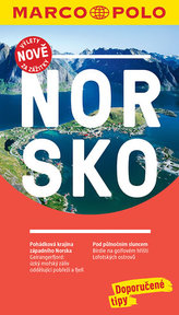 Norsko / MP průvodce nová edice