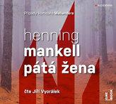 Pátá žena - CDmp3 (Čte Jiří Vyorálek)