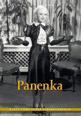 Panenka - DVD box