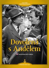 Dovolená s Andělem - DVD (digipack)