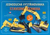 Stavební technika - Jednoduchá vystřihovánka