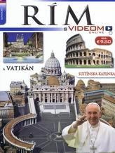 Rím a Vatikán -  s videom online