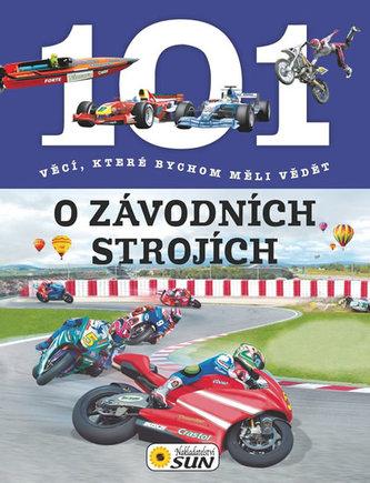 101 věcí, které bychom měli vědět o závodních strojích - Jörg Meidenbauer