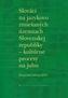 Slováci na jazykovo zmiešaných územiach Slovenskej republiky - kultúrne procesy na juhu