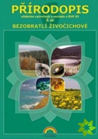 Přírodopis 6, 2. díl - Bezobratlí živočichové (učebnice) - Jörg Meidenbauer