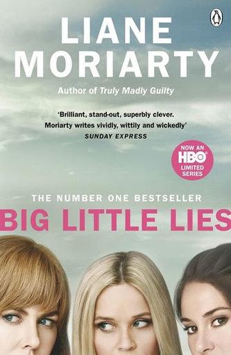Big Little Lies (TV Tie-in) - Moriarty Liane
