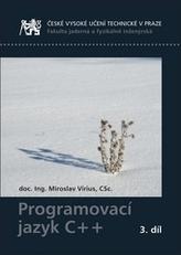 Programovací jazyk C++ 3. díl