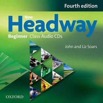 New Headway Fourth Edition Beginner Class Audio CDs /2/ - John a Liz Soars
