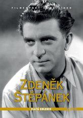 Zdeněk Štěpánek - Zlatá kolekce - 4 DVD