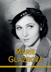 Marie Glázrová - Zlatá kolekce - 4DVD