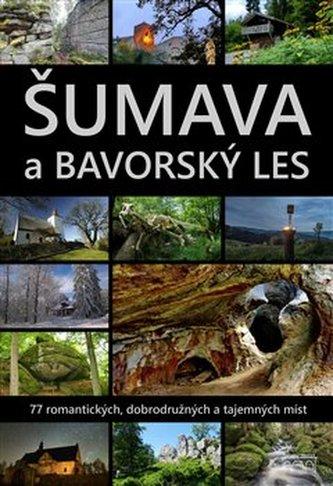 Šumava a Bavorský les - Jaroslav Vogeltanz; Petr Mazný