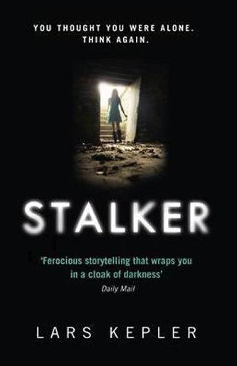 Stalker (anglicky) - Lars Kepler