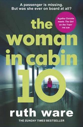 The Woman in Cabin 10 - Wareová Ruth