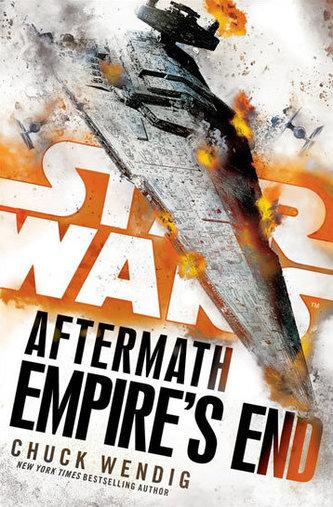 Star Wars: Aftermath: Empire´s End - Wendig Chuck
