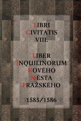 Liber Inquilinorum Nového Města Pražského 1585/1586