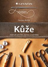Kůže - manuál pro šití, opravy a výrobky