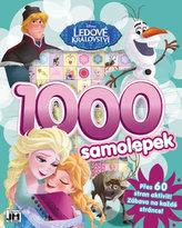 Ledové království - 1000 samolepek