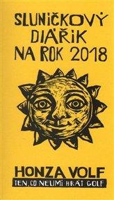 Sluníčkový diářík na rok 2018