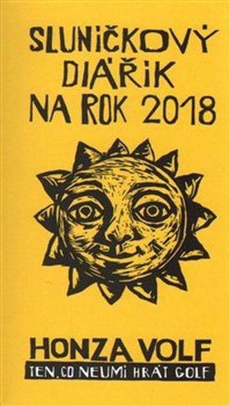 Sluníčkový diářík na rok 2018 - Honza Volf